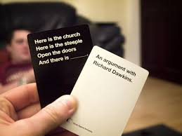 buy cards against humanity cards against humanity for exactly the same but the