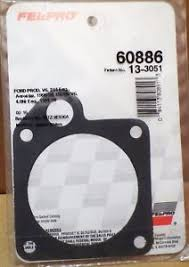 mazda made in usa fel pro 60886 throttle body base gasket for ford mazda 91 95 made