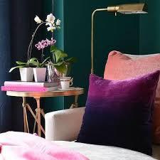 Purple Ombre Curtains Ombre Curtains Design Ideas