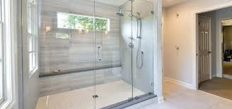 bathroom shower wall tile ideas walk in tile shower designs glassnyc co
