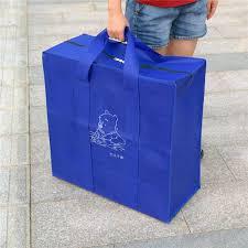 on behalf of a thickened woven plastic bag big bag bag bag non