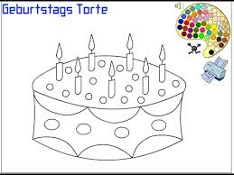 cake coloring pages kids cake coloring pages