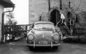 Porsche 1954 Porsche Museum Participates In The Mille Miglia