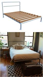 Bed And Frame 21 Diy Bed Frame Projects Sleep In Style And Comfort Diy Crafts