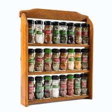 Extra Large Spice Rack Mccormick Gourmet Wood Spice Rack Amazon Com Grocery U0026 Gourmet Food
