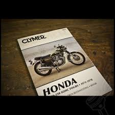 honda cb350f u0026 400f 71 78 repair manual honda motorcycle