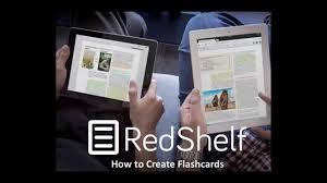 Flashcards Kindle Redshelf Ebooks How To Create Flashcards Youtube
