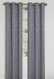 Gray Eclipse Curtains Ivory Linen Blackout Curtains Business For Curtains Decoration