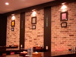 elegant interior brick veneer wall design image 02 u2013 howiezine