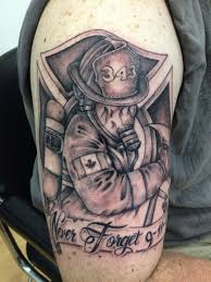 firefighter tattoo images u0026 designs
