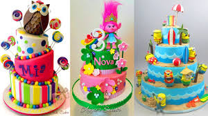 top 10 cake decorating compilation 11 cake style 2017 most