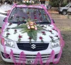 indian wedding car decoration wedding car decoration in hyderabad