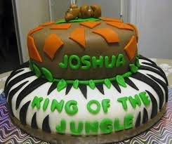 Lion King Baby Shower Cake Ideas - baby shower lion king cake bakery creations by jessica