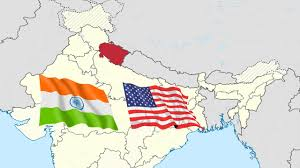 China On Map by India Us Military Exercise 2016 Near The Border With China On