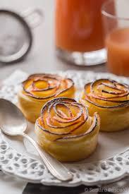 cuisine adict apples puff pastry roses cuisine addict cuisine addict