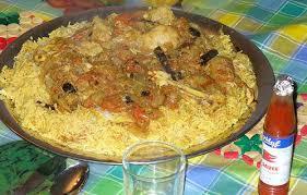 Main Dish Rice Recipes - kabsa recipe saudi arabian main course chicken bird u0026 main