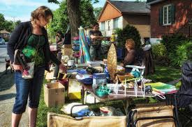 garage sales tag sales etc what s the difference garage sale shopping tips