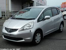 japanese used cars honda fit 2007 honda fit jazz ref no 28697 japanese used cars exporter