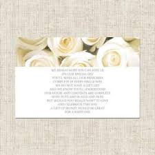 wedding gift poems how to ask for a gift for a wedding present