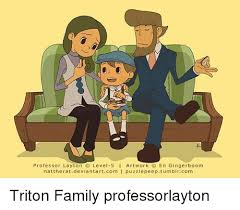 Professor Layton Meme - professor layton o level 5 i art work o en ginger boom nattherat