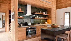 Kitchen Cabinet Trend  Kitchens With Slab Front Cabinet Doors - Slab kitchen cabinet doors