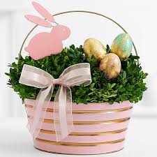 easter gift basket easter baskets for adults gifts