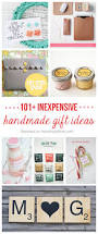 Homemade Gift Ideas by 101 Inexpensive Handmade Christmas Gifts I Heart Nap Time