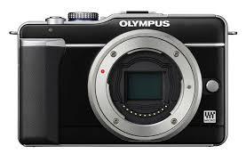olympus e pl1 compact system camera black amazon co uk camera