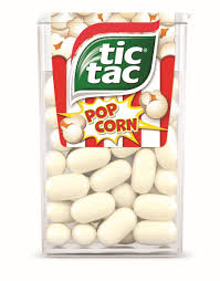 tic tac tic tac pop corn express 1 hr grocery delivery