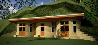 earth contact home plans extraordinary earth contact home designs sheltered house plans