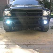 dodge dakota fog light install blinglights 1997 1998 1999 2000 2001 2002 2003 2004 dodge dakota