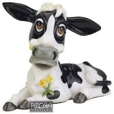 cow ornaments paws buttercup cow ornament yourpresents