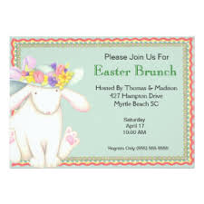 easter brunch invitations easter brunch invitations announcements zazzle canada