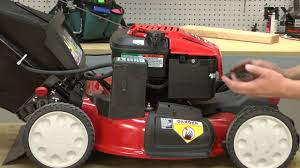 troy bilt lawn mower repair u2013 how to replace the blade support
