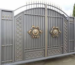 Modern Gate Design for Elegant Home Decoration Ideas Stunning