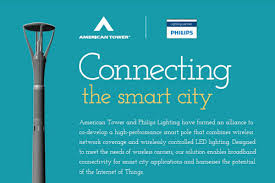 Philips Lighting Connecting The Smart City American Tower And Philips Lighting