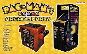 Ms Pacman Cocktail Table Namco Pac Man U0027 U0027 U0027 U0027 U0027 U0027 U0027 U0027s Arcade Party Game Cocktail Cabinet