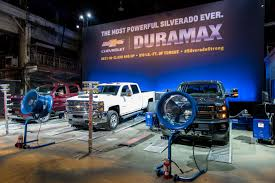 2017 silverado hd gets new diesel engine new colors and more gm