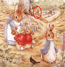 mr mcgregor s garden rabbit you seen this rabbit jeffrey pomerantz