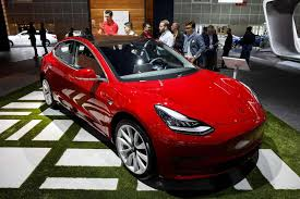 tesla delays model 3 production goal as deliveries disappoint sfgate