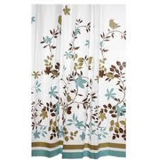 Shower Curtains With Birds Bird Pattern Curtains