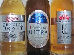 Calories In Light Beer Bottom Shelf Beer Which Is The Best Superlight Beer Serious Eats