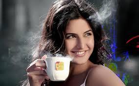 katrina kaif drinking tea wallpaper 45761