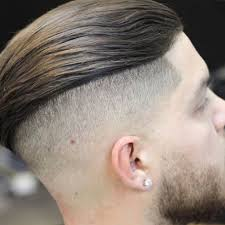 Undercut Hairstyle Men Back by Slicked Back Undercut With Beard Ideas About Best New Hairstyles