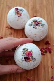 All Natural Flower Food How To Make Rose Lavender U0026 Oatmeal Bath Bombs Garden Living