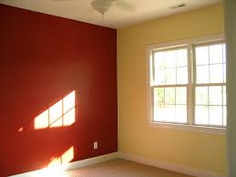 painting different colors on walls if you have an open floor plan