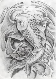 imagenes de pez koi a lapiz 48 best koi images on pinterest a tattoo dragon tattoos and full