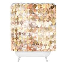 Deny Shower Curtains Mermaid Shower Curtain Mermaid Bath Towel Collection Step Stools