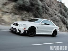 mercedes clk amg black series weistec clk63 amg black series in the black european car magazine