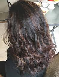 best summer highlights for auburn hair 30 best highlight ideas for dark brown hair